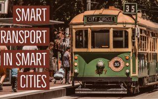 Smart transport in smart cities